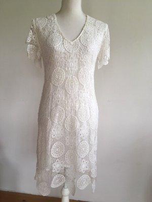 Escada Sport Summer Dress white