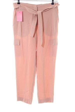 Escada Sport Stoffhose pink Casual-Look