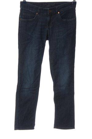 Escada Sport Jeansy z prostymi nogawkami niebieski W stylu casual