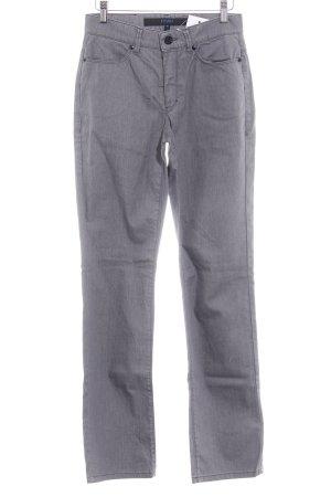 Escada Sport Jeansy z prostymi nogawkami szary W stylu casual