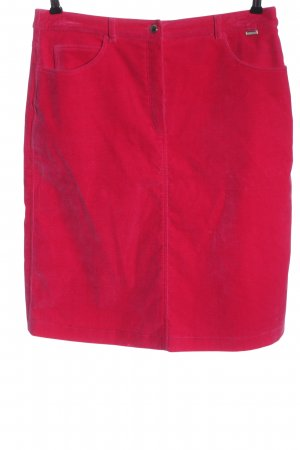 Escada Sport Knitted Skirt pink casual look