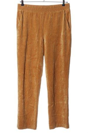 Escada Sport Pantalon de jogging orange clair style décontracté