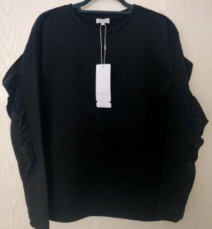 Escada Sport Sweatshirt / Pulli Gr. M in schwarz Neu