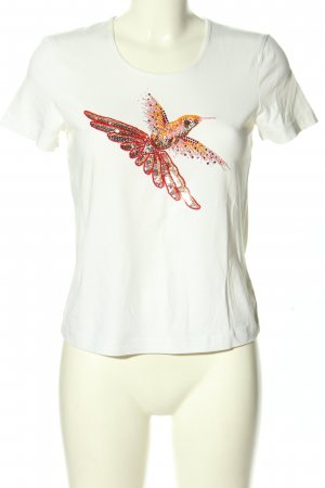 Escada Sport T-Shirt Motivdruck Casual-Look