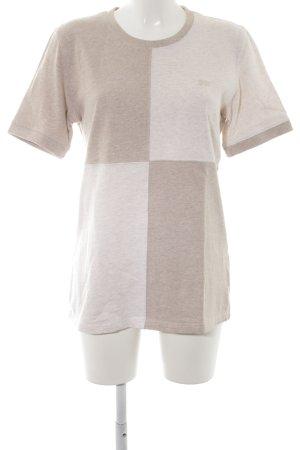 Escada Sport T-Shirt beige-hellbeige Casual-Look