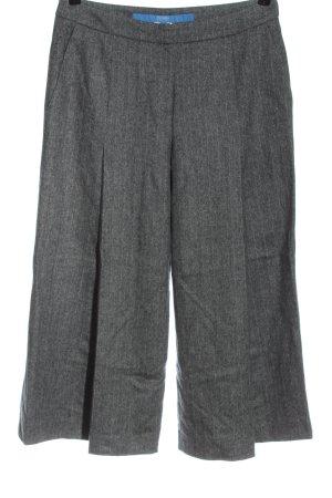 Escada Sport Falda pantalón gris claro moteado elegante