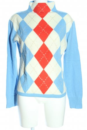 Escada Sport Wool Sweater graphic pattern casual look