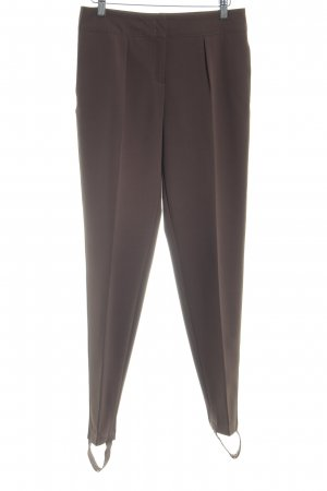 Escada Strapped Trousers brown classic style
