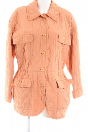 Escada Steppjacke nude Steppmuster Casual-Look