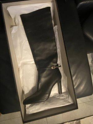 Escada Botas con tacón negro