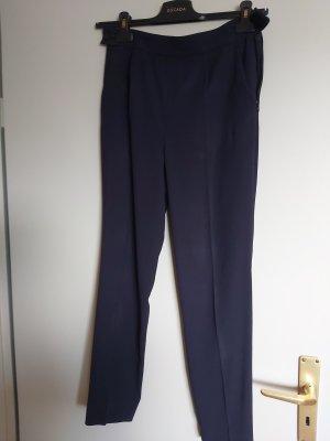 Escada Jersey Pants dark blue