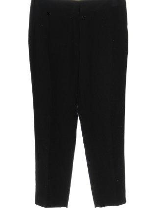 Escada Pantalon en jersey noir élégant