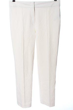 Escada Pantalone jersey bianco stile casual