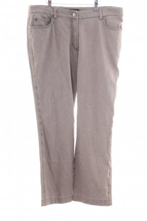 Escada Straight-Leg Jeans bronzefarben meliert Casual-Look