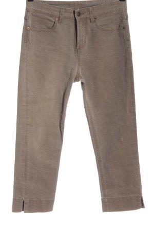 Escada Straight-Leg Jeans braun Casual-Look