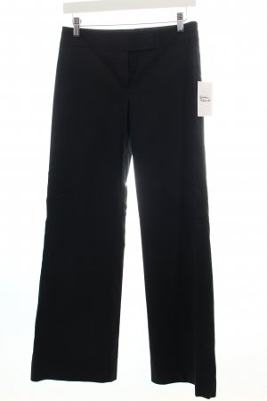 Escada Stretchhose dunkelblau Business-Look