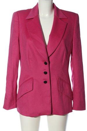 Escada Klassischer Blazer rosa estilo «business»