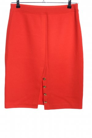 Escada Strickrock rot Casual-Look