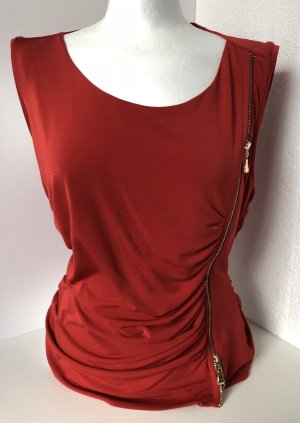 ESCADA Top Bluse Damen in kaminrot Größe DE 40
