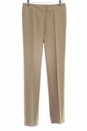 Escada Wollhose camel Business-Look