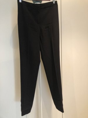 Escada Pantalon en laine noir
