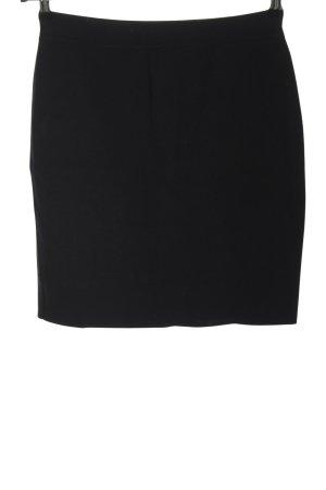Escada Wool Skirt black casual look
