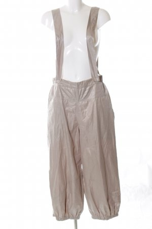 Escaladya Dungarees bronze-colored extravagant style
