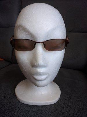 Eschenbach Ovale zonnebril bruin