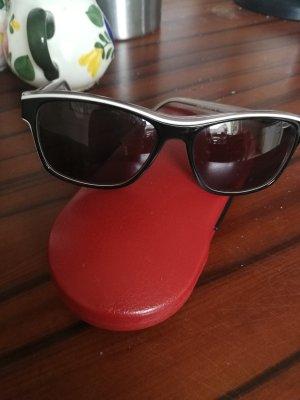 Eschenbach Angular Shaped Sunglasses white-black