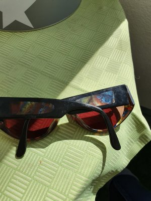 Eschenbach Ovale zonnebril veelkleurig