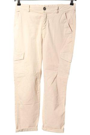 Ese O Ese Cargo Pants cream casual look