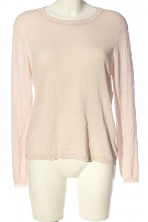 Ese O Ese Long Sleeve Blouse pink casual look