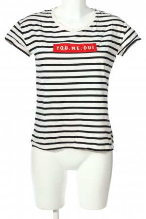 Ese O Ese Stripe Shirt allover print casual look