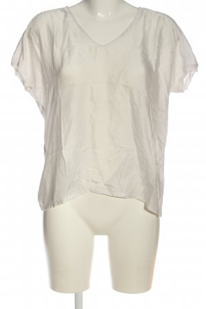 Ese O Ese V-Neck Shirt natural white casual look