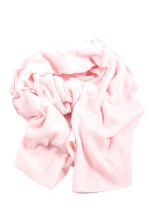 ESISTO Cashmere Scarf pink casual look