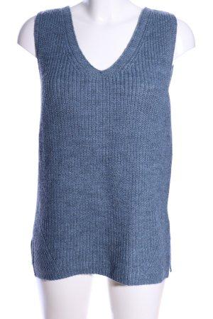 ESISTO Longpullunder blau Casual-Look