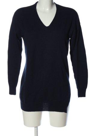 ESISTO Wollpullover blau Casual-Look
