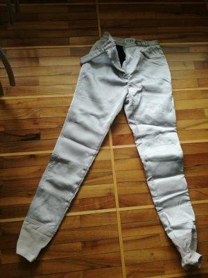 Escada Sport Pantalon thermique gris clair polyester