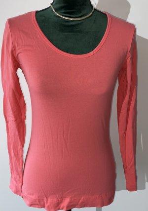 ESMARA - 2 x - Basic-Shirts - langarm + kurzarm