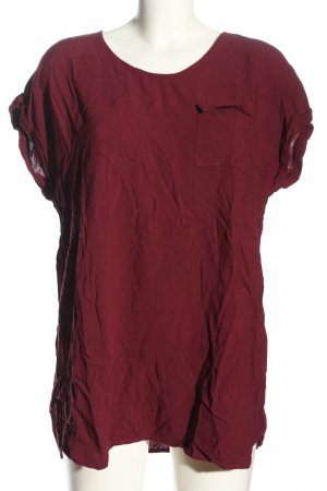Esmara ärmellose Bluse rot Casual-Look