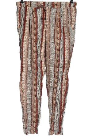 Esmara Luźne spodnie Na całej powierzchni W stylu casual