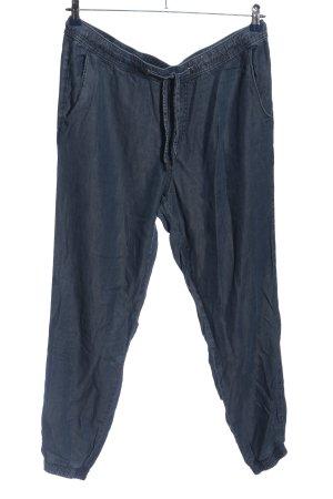 Esmara Pantalon «Baggy» bleu style décontracté