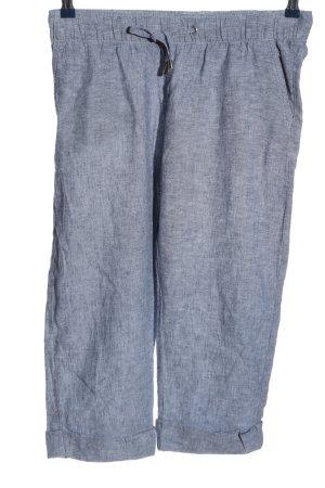 Esmara Baggy Pants blue flecked casual look