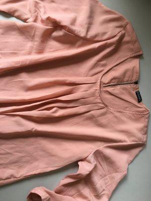 Esmara Bluse Rose Rosa Apricot Gr 40 neu