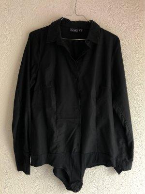 Esmara Body/Bluse schwarz Gr. 40