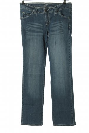 Esmara Boot Cut Jeans blau Casual-Look