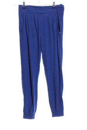 Esmara Bundfaltenhose blau Casual-Look