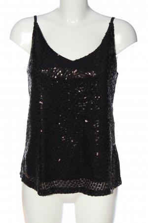 Esmara by Heidi Klum Blusa brillante negro look casual