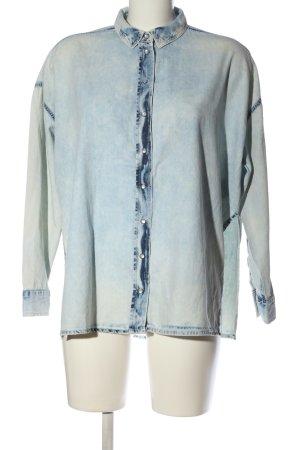 Esmara by Heidi Klum Chemise en jean bleu style décontracté
