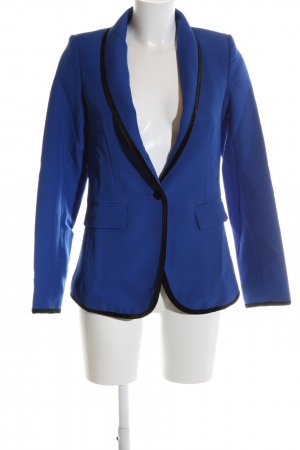 Esmara by Heidi Klum Long-Blazer blau Business-Look